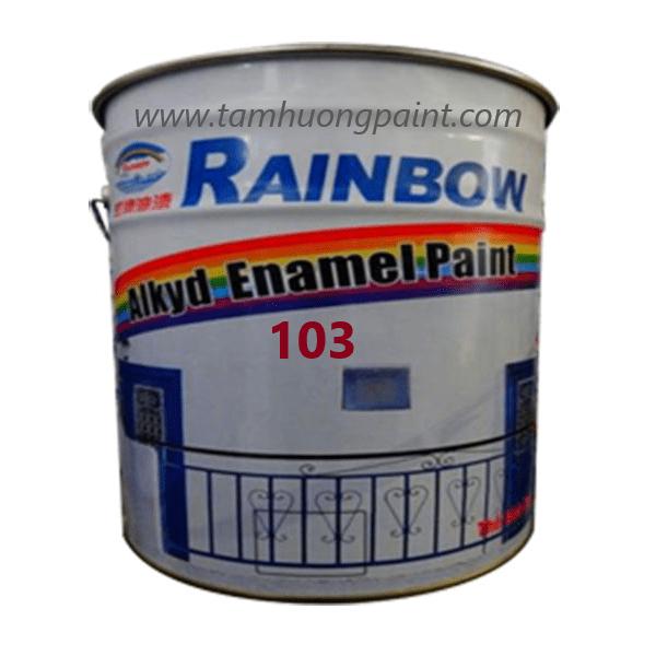 103 Aluminum Paint