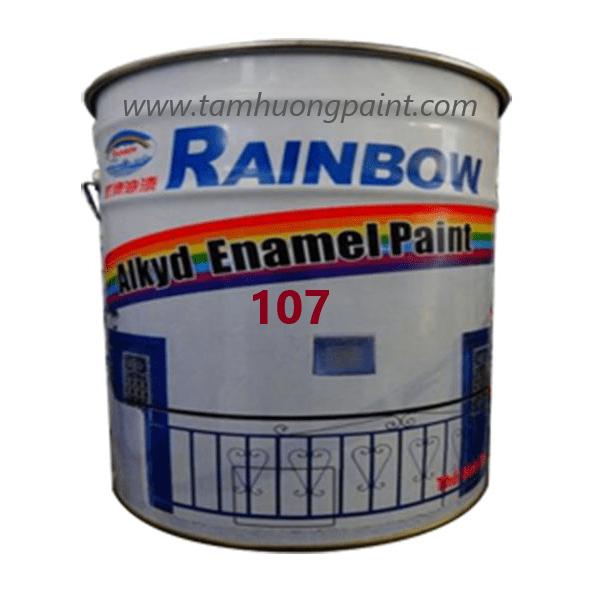 107 Alkyd Enamel Paint