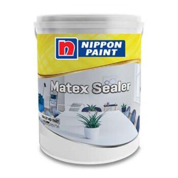 Sơn Lót Nippon Super Matex Sealer Ngoại Thất