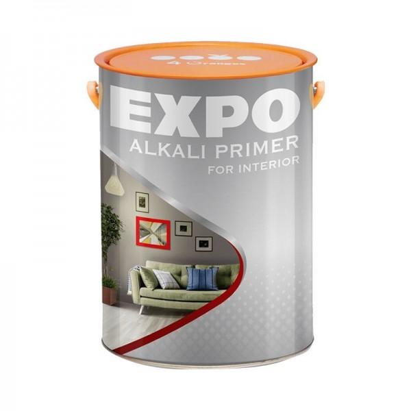 Sơn Lót Kháng Kiềm Nội Thất Expo Alkali Primer