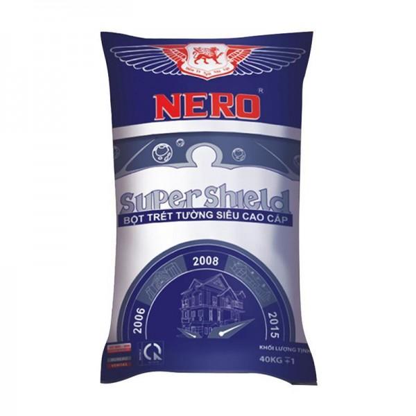 Bột Trét Nội Ngoại Thất Nero Supershield (New)