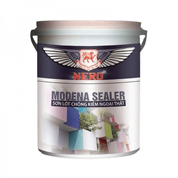 Sơn Lót Nero Modena Sealer (New)