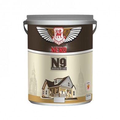 Sơn Ngoại Thất Nero N9 (New)