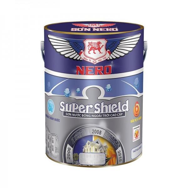 Sơn Ngoại Thất Nero Supper Shield
