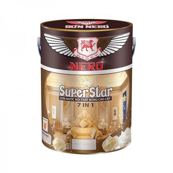 Sơn Nội Thất Nero Super Star (New)