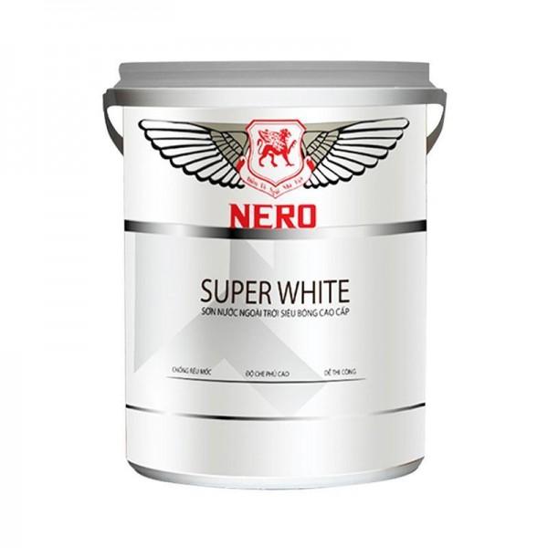 Sơn Nội Thất Nero Super White (New)