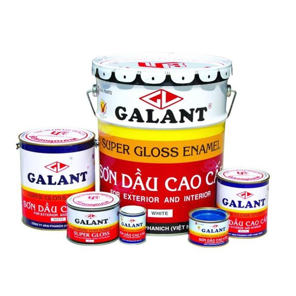 Sơn Dầu Galant 501 Applle Green