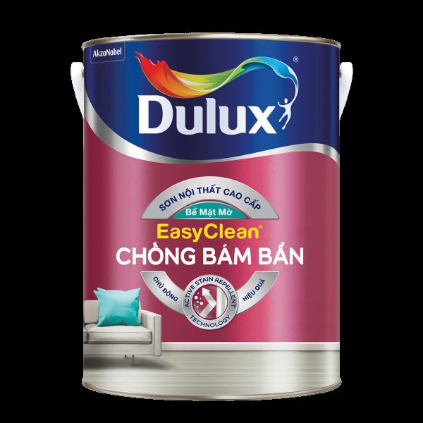 Sơn Dulux Easy Clear Chống Bám Bẩn Mờ
