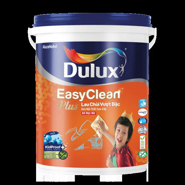 Sơn Dulux Easy Clear Chùi Rửa Vượt Bậc