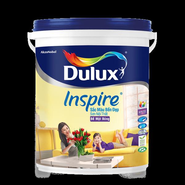 Sơn Dulux Inspire Nội Thất