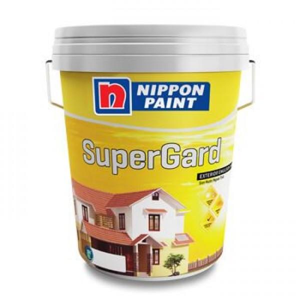 Sơn Nippon SuperGuard Ngoại Thất