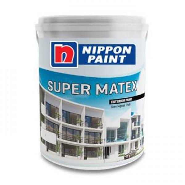 Sơn Nippon Super Matex Ngoại Thất
